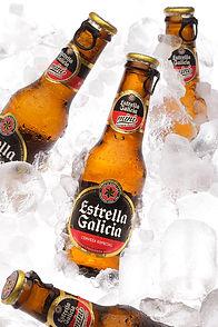 foto de producto cerveza fresca estrella galicia