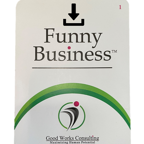 Funny Business Digital Deck