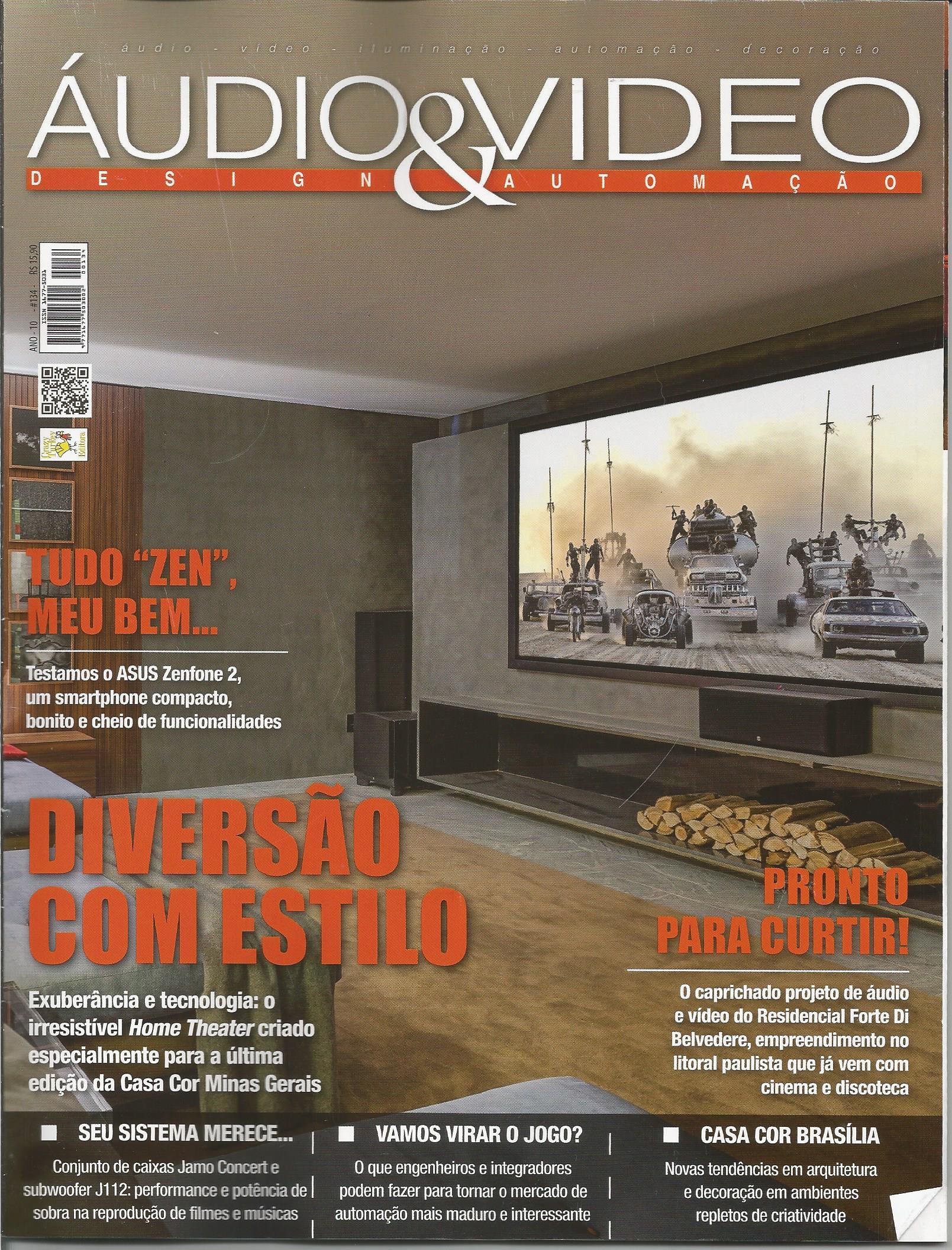 revista audio e video