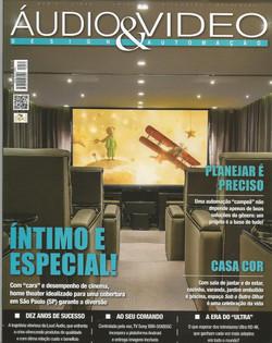 revista audio e video dez