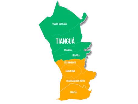 Cartografia das Políticas Ambientais na Região da Ibiapaba