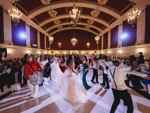 Regal Ballroom Wedding