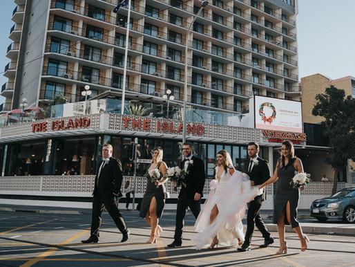 The Island Gold Coast Wedding Photo