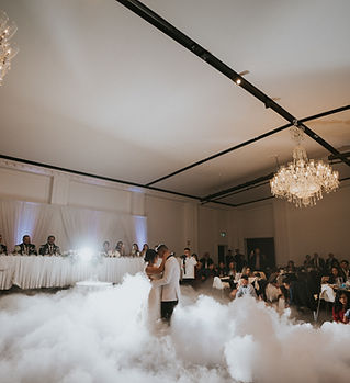 WHITE NIGHT RECEPTIONS WEDDING PHOTO