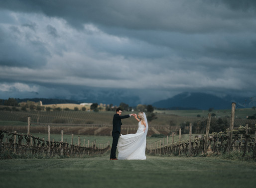 Acacia Ridge Yarra Valley Wedding