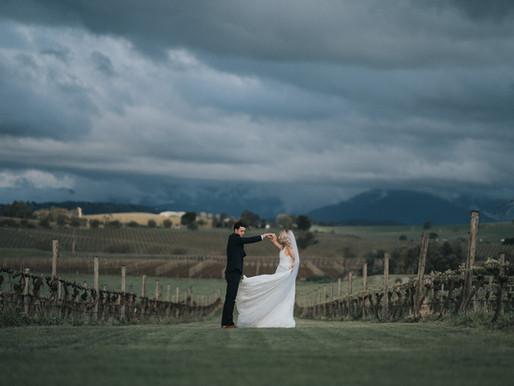 Acacia Ridge Yarra Valley Wedding
