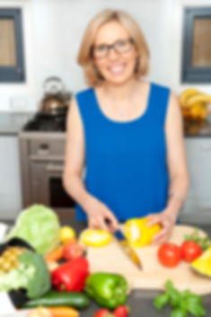 Give the Low FODMAP Diet a go.  Q&A with Joanna Baker