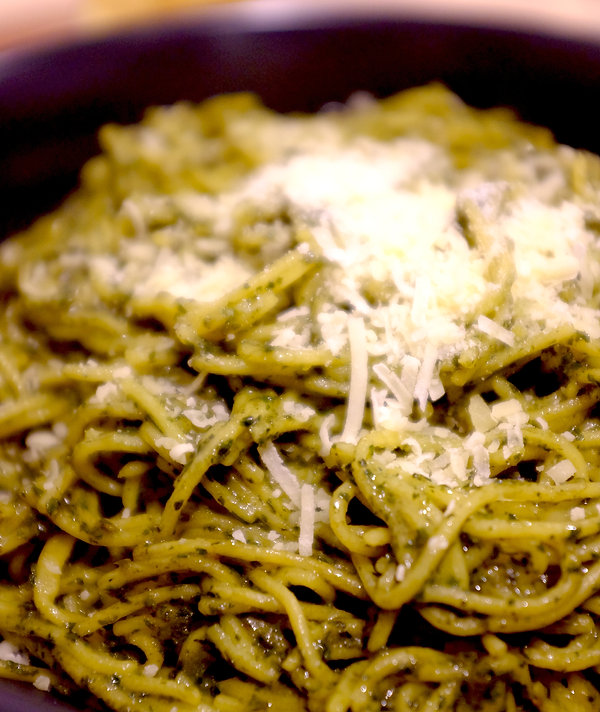 Low FODMAP Pesto The FODMAP Talk