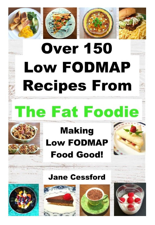low fodmap cookbook, the fat foodie, the fodmap map, ibs diet, fodmp recipes,