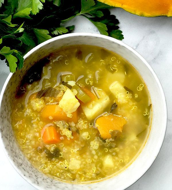 low fodmap soup, the fodmap talk