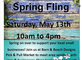 Small Business Spring Fling