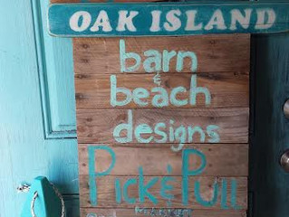 Barn & Beach Designs Pick & Pull Market