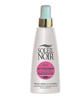 Spray fluide anti âge Soleil Noir 150 ml IP 50