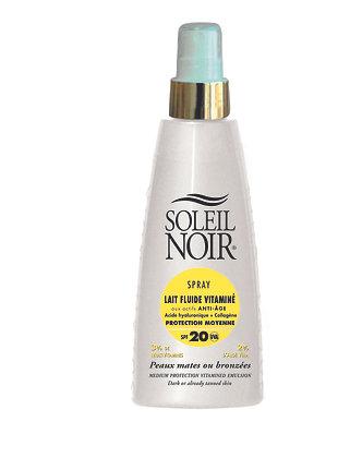 Spray fluide anti âge Soleil Noir 150 ml IP 20