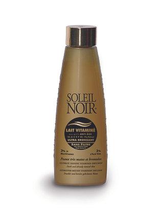 Lait Soleil Noir IP 0 - 150ml