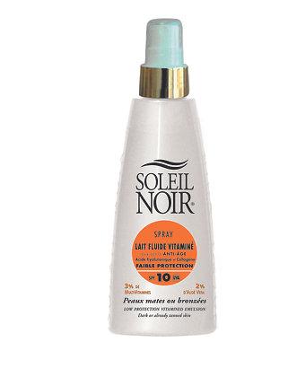 Spray fluide anti âge Soleil Noir 150 ml IP 10