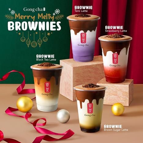 20201203 Merry Melty Brownies Social med