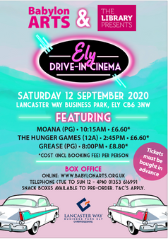 Ely Drive-in Cinema