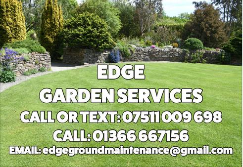 Edge Garden Services