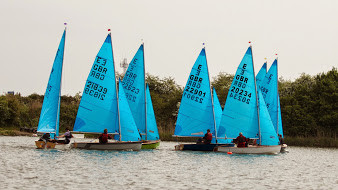 Ely Sailing Club Open day