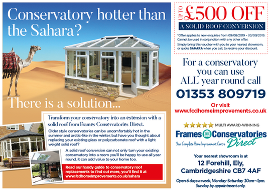 Frames Conservatories