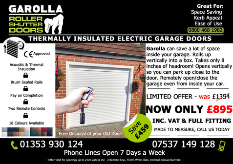 Garolla Garage Doors