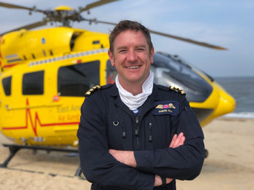 East Anglian Air Ambulance News