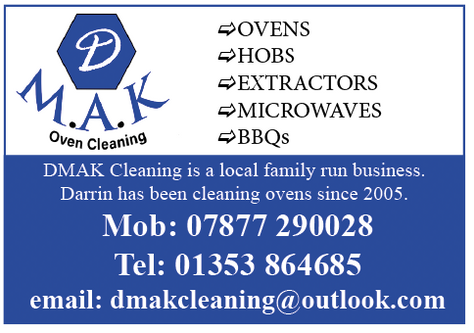 MAK Oven Cleaning