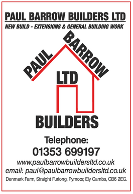 Paul Barrow Builders
