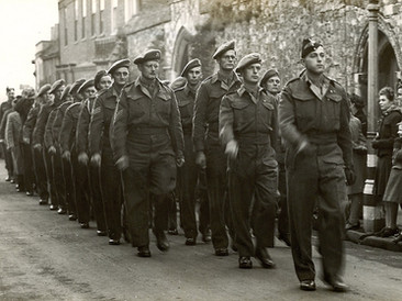 VJ Day - A slice of History from Ely Museum
