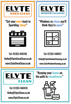 Elyte Cleaning