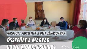 Magyar covid munkacsoport