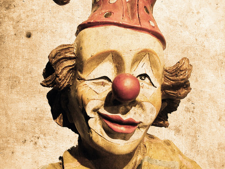 OLD CLOWNS