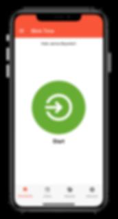 Blink_Time_Zeiterfassung_App_Start_Butto