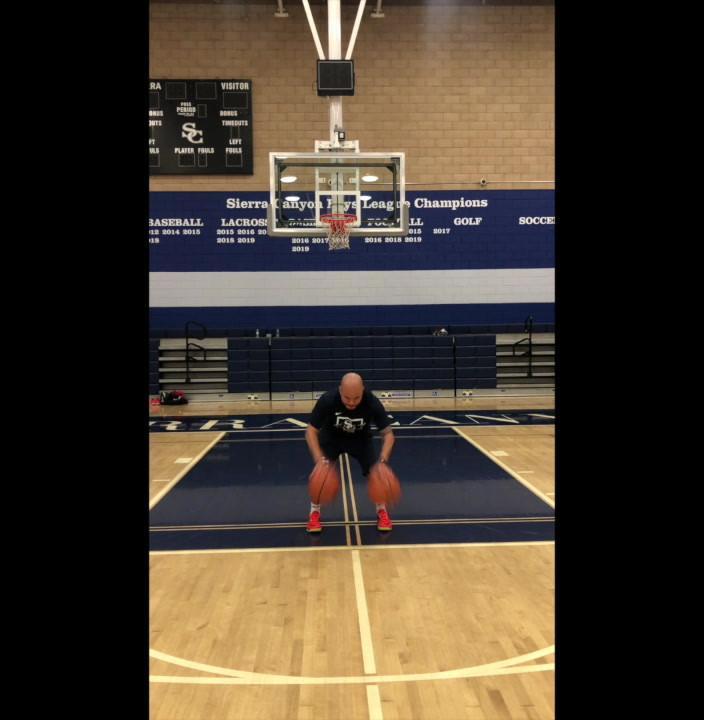 2 Ball Dribbling