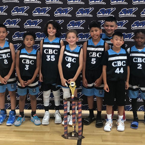 2nd Place Finish in the SGV Summer Finale