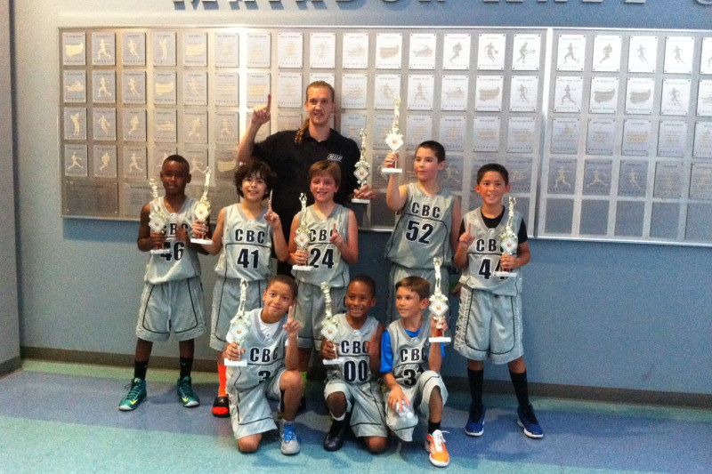 ARC Summer League 2012 - 9u Champs
