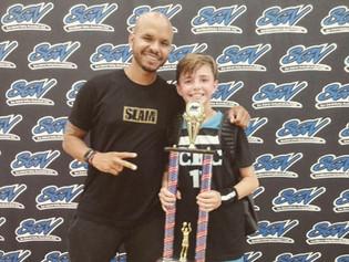 Tanner Stadley - Tournament MVP