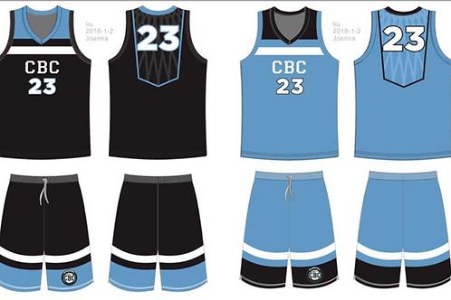 CBC Game Uniforms