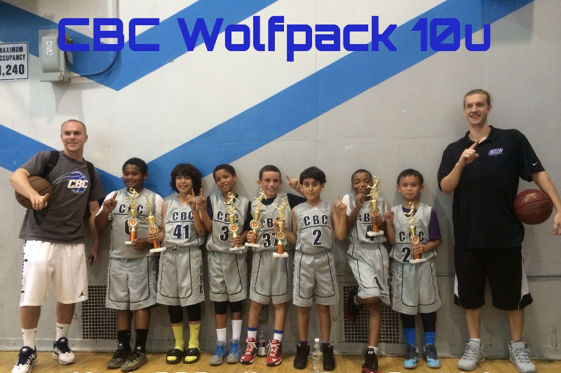 CBC 10u ARC Spring Legue 2014 - Champion