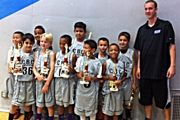 CBC 8u - ARC Summer League (2nd Place)
