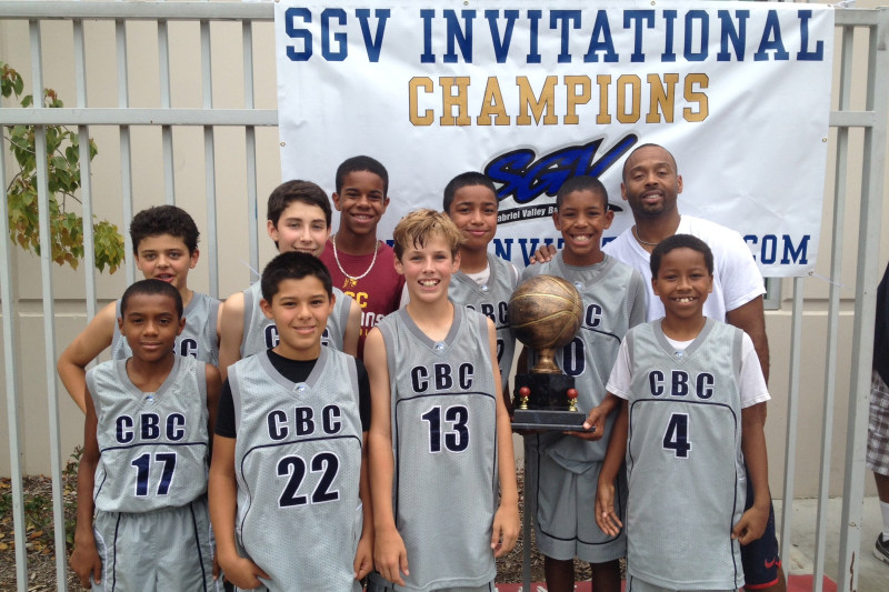 SGV Invitational 2012 - 12u Champ
