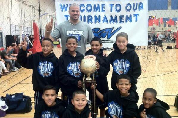SGV Aloha 2014 - 10u Champions