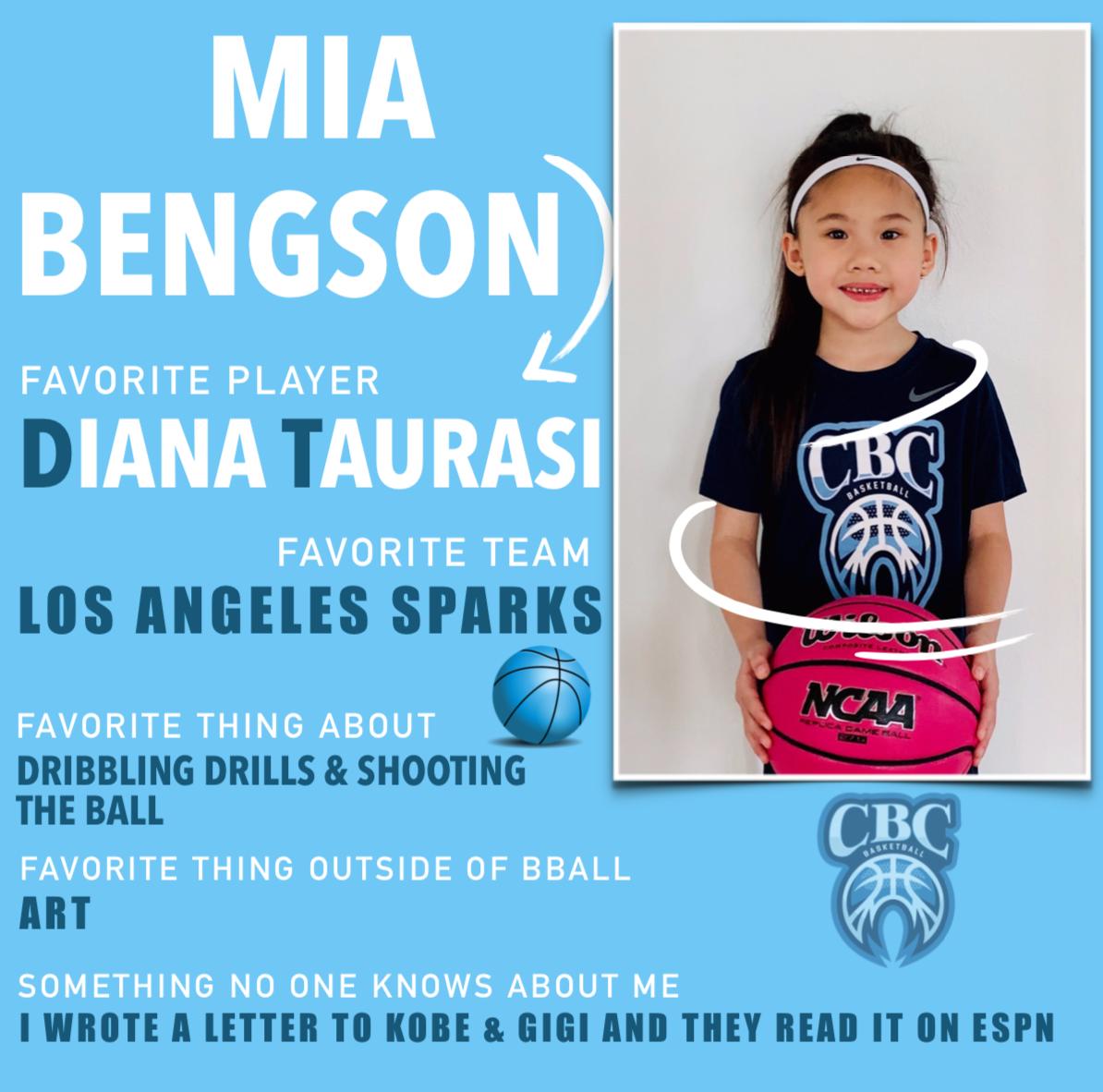 Mia Bengson