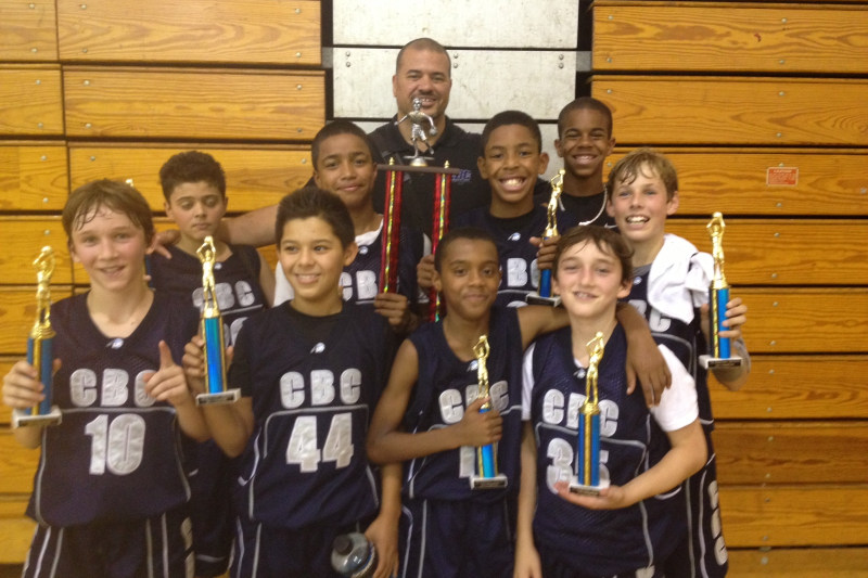 All-City West Tournament - 12u Champions