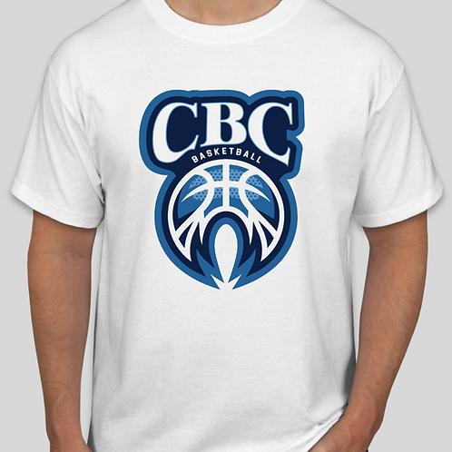 CBC White Logo T-Shirt