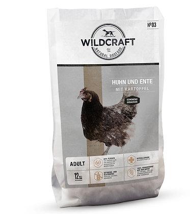 Wildcraft - Huhn und Ente