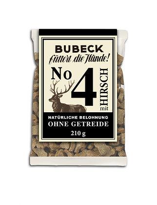 Bubeck Leckerli - No.4 Hirsch