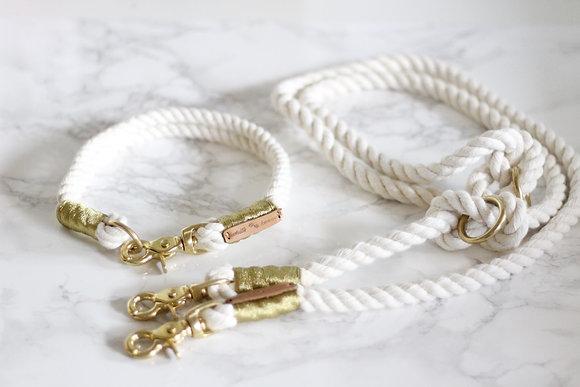 Cottonrope Set twist gold