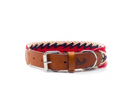 Halsband - Peruvian Arrow Red